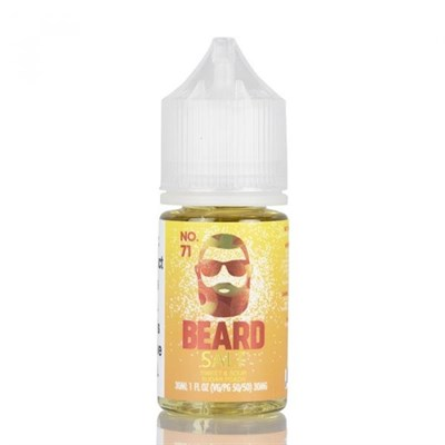 Beard Vape Co. Salts No. 71 - фото 487916