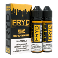 FRYD E-Liquid Fried Banana
