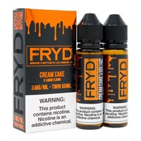 FRYD E-Liquid Fried Cream Cake