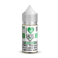 I Love Salts by MadHatterJuice Spearmint Gum