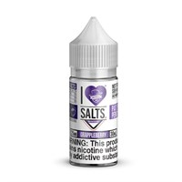 I Love Salts by MadHatterJuice Grappleberry