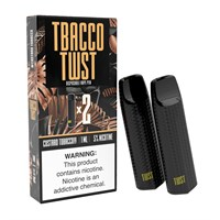 TWIST Disposable - CUSTARD TOBACCO