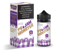 Jam Monster PB & Jam Grape