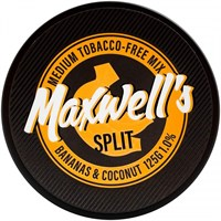 Кальянный Maxwells Medium Split 1% 125г