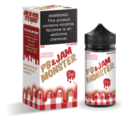 Jam Monster PB & Jam Strawberry