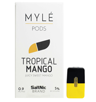 Картридж 1шт. MYLE POD Tropical Mango