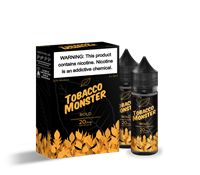 Tobacco Monster Salt Bold