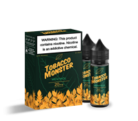 Tobacco Monster Salt Menthol