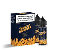 Tobacco Monster Salt Smooth